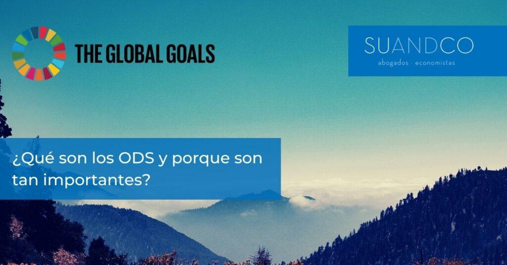 Qué son los ODS y porqué son tan importantes? Suandco Blog